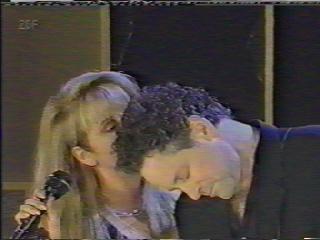 Lindsey Buckingham and Stevie Nicks